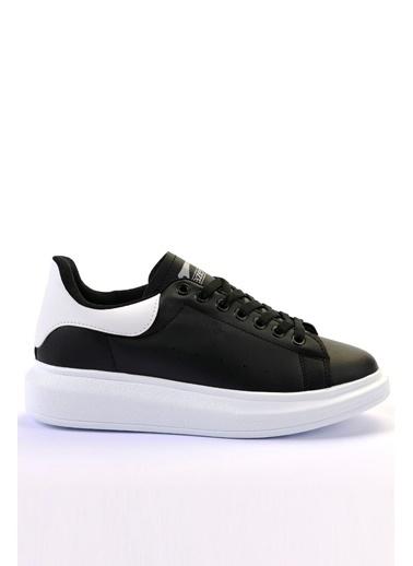 Slazenger Slazenger Gamba Günlük Giyim Kadın Ayakkabı    Siyah
